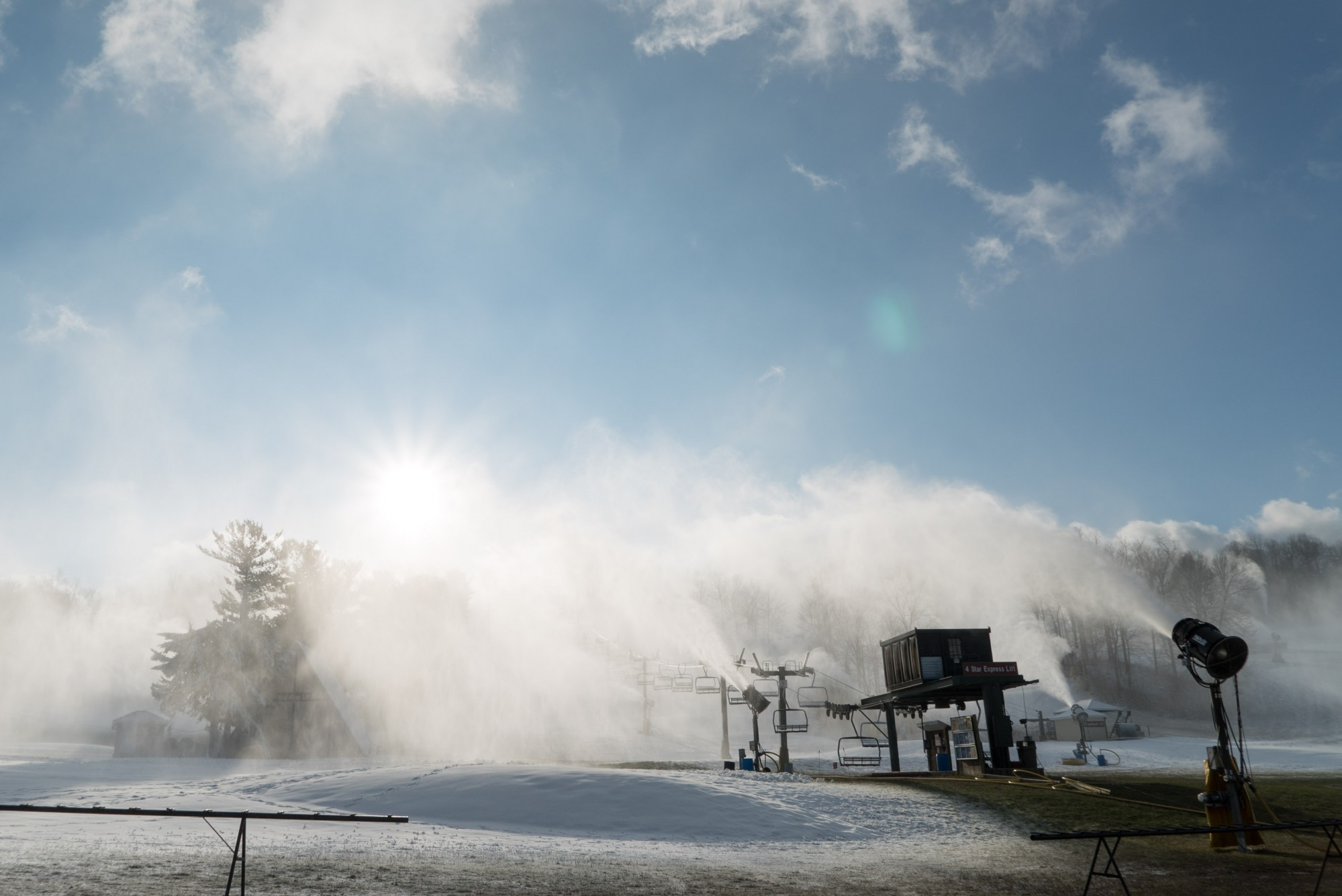Ohio Ski Resorts Opening News!