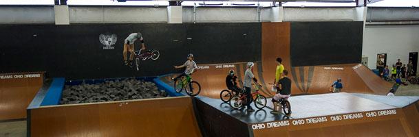 Bmx Freestyle Facilities