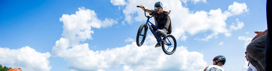 BMX Freestyle Daily Schedule