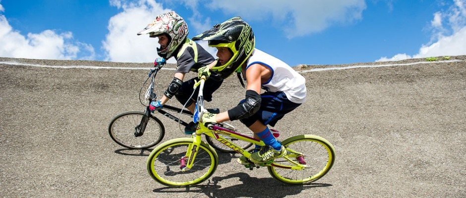 BMX Race Training Camp