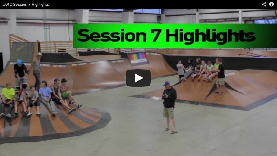 2012 Session 7 Highlights