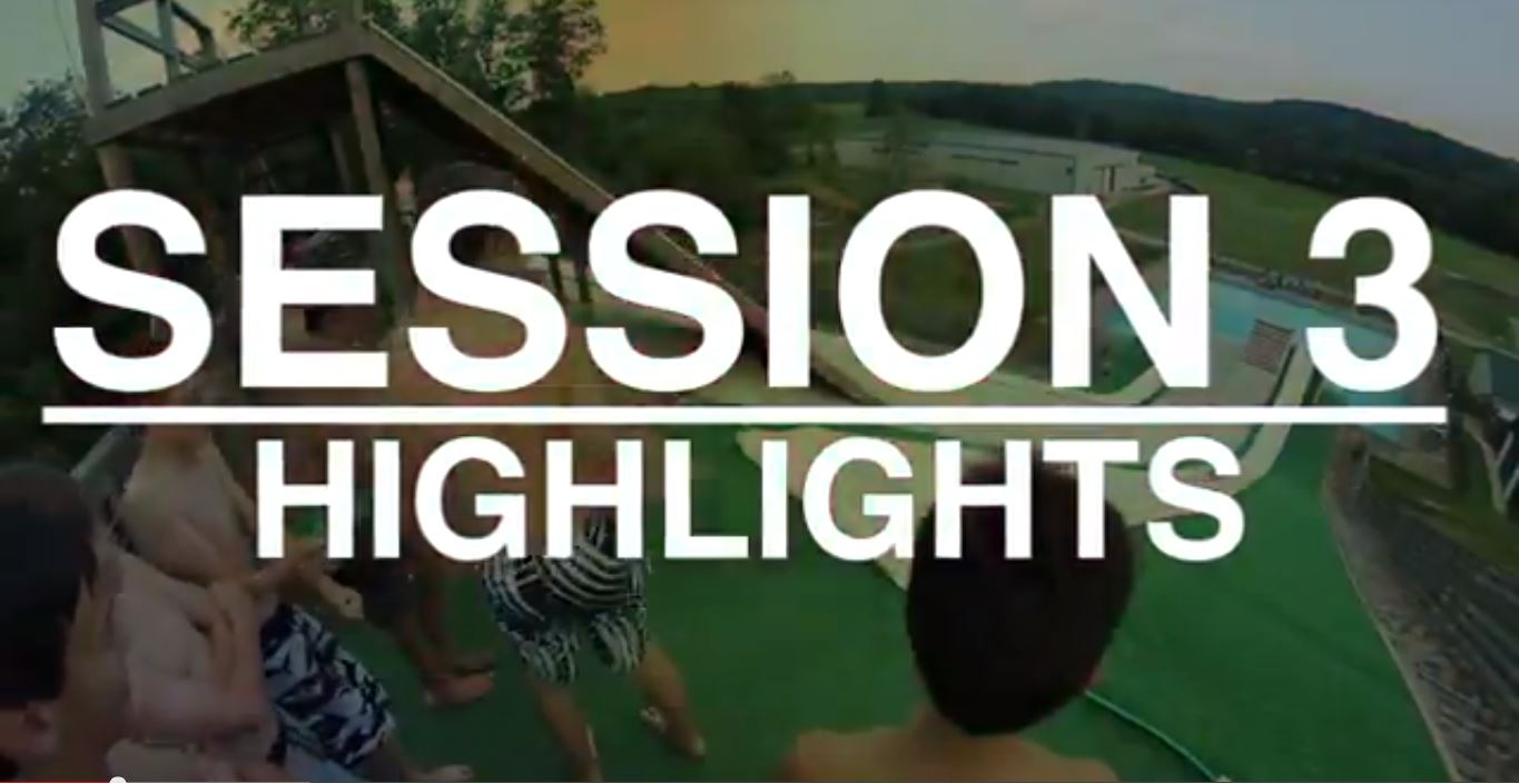 2013 Session 3 Highlights