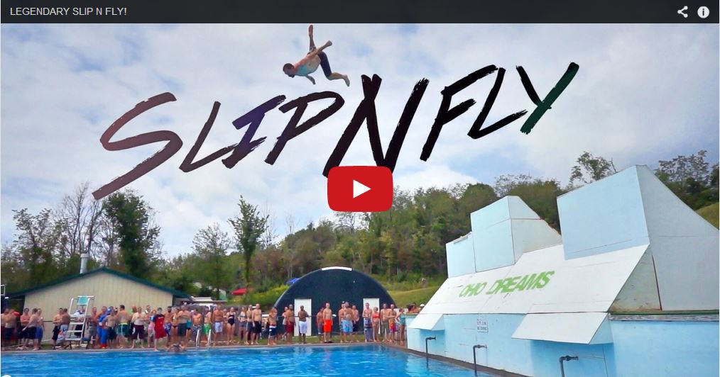 Legendary Slip N Fly