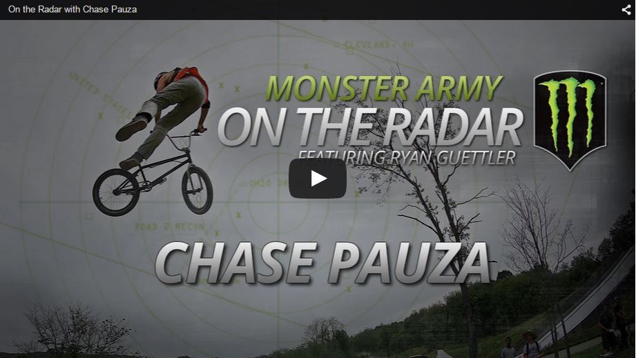Chase Pauza - On the Radar